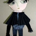 Boy test puppet