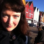 Me at Bryggen in Bergen