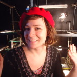 Margrethe Danielsen - always great help and the sunshine of Nukufilm!