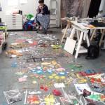 In my studio in Oslo